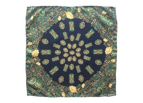 silk pocket square 36x36 cm