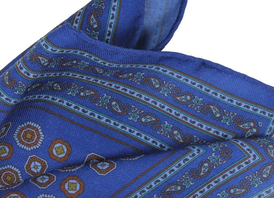 madder wool pocket square | POCKET SQUARES \ WOOL POSZETKI \ wełna | Sklep Poszetka.com ...