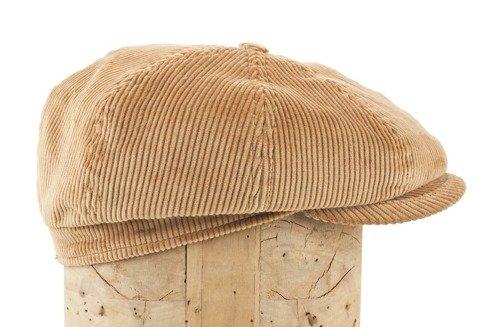Corduroy driver's cap