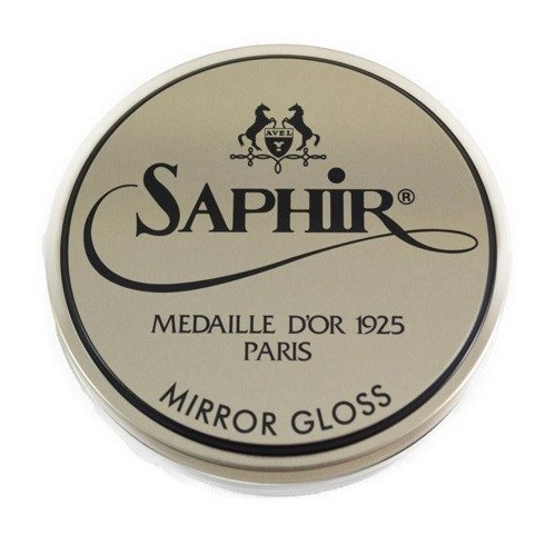 Mirror Gloss 75ml / black