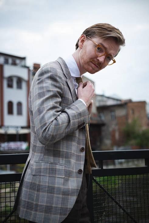 Preorder: prince of Wales  jacket