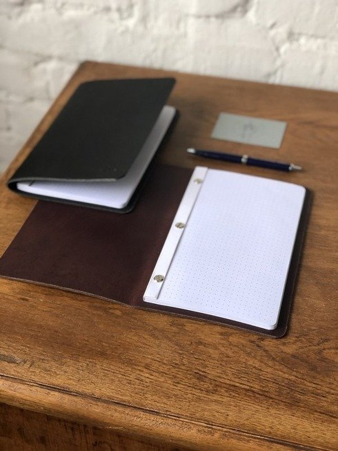 REFILL FOR LEATHER Notebook
