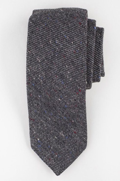 donegal grey TIE