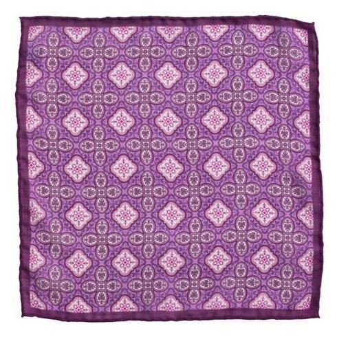 muslin wool pocket square