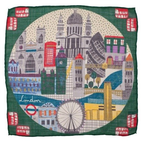 pocket square London