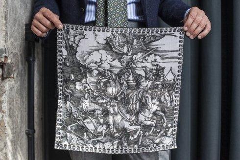Artwork collection Albrecht Dürer The Four Horsemen, from The Apocalypse