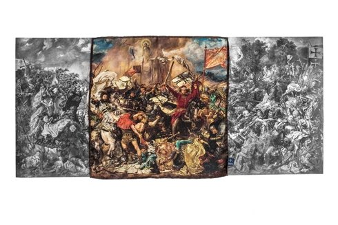 "Artworks collection ""Battle of Grunwald"""