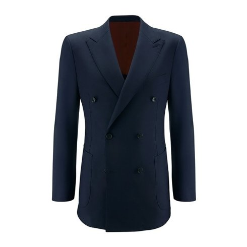Double-breasted sartorial suit 'Clark'