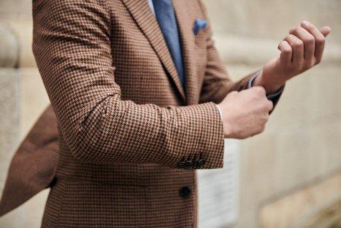 Preorder: Marlon jacket 100% merino wool