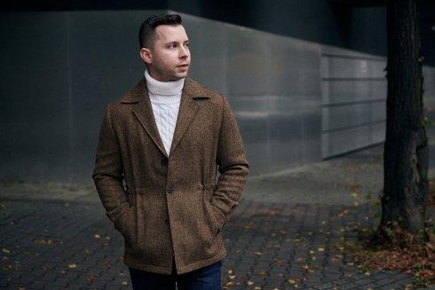 Preorder: rusty urban jacket