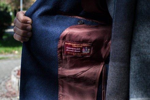 Tweed sport jacket 'Marlon'