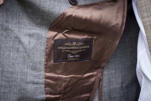 Ultralight suit 'Portofino' 2.5 button