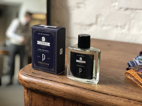 """the Consul cologne FOR OUR ANNIVERSARY """"10"""""""