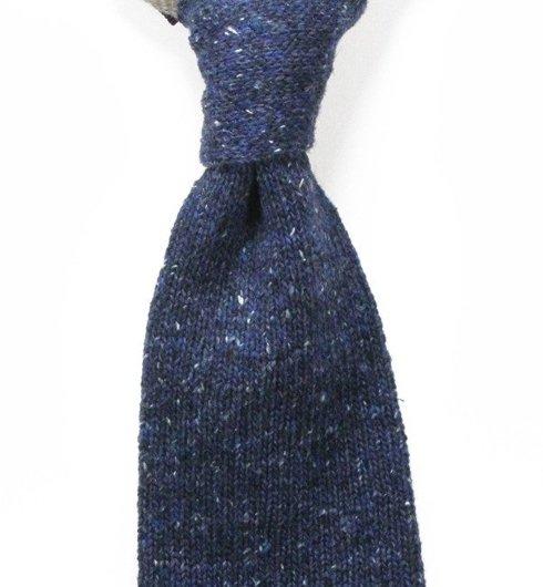 wool knit tie