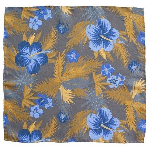 Poszetka kwiaty 40 cm x 40 cm