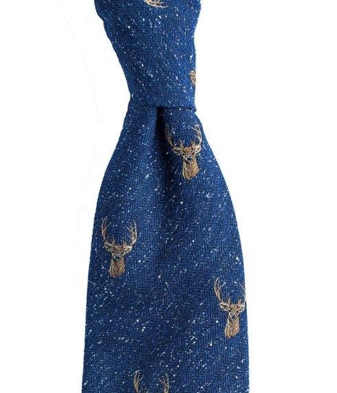 krawat w jelenie